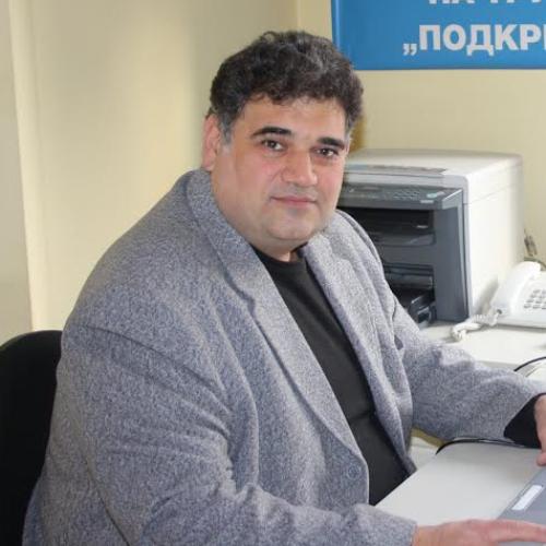 Инж. Александър Загоров
